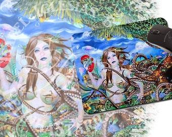 Cacael - Mouse Pad - Mermaid Fantasy