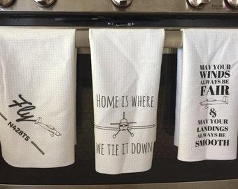 Custom  Tea Towels