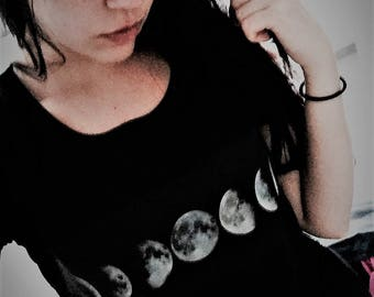 MOON PHASES-Phases Of The Moon