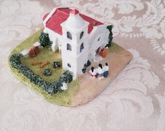 Pueblo Encantado - Mission Santa Elena 1994