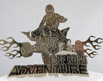 Off Road Adventure Acrylic Mirror