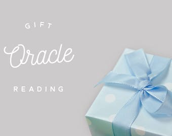 Gift Oracle Reading