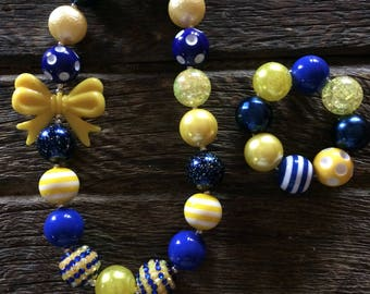 Blue & Yellow Collection