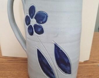 Williamsburg Pottery - Stein/Vase?