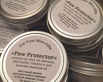 Paw Protector: Help keep your dog's paws comfortable during hot and cold days.