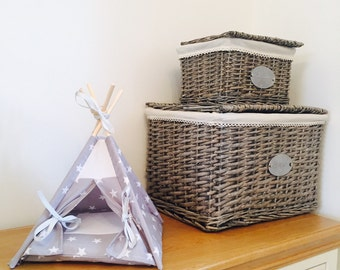 Hedgehog Bed, Hedgehog Cuddle House, Guinea Pig House, Small Pet Gifts, Cosy Cube House, Snuggle Sack, Cosy Tunnel, Small Pet Teepee, Teepee