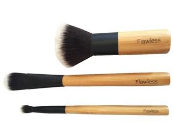 Makeup Brush Base Set #102 - 100% Vegan and Cruelty Free