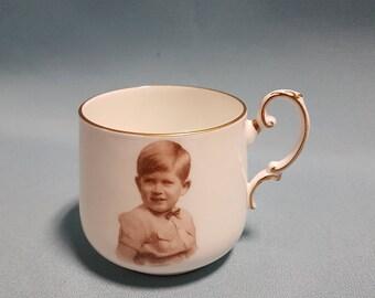 Paragon Souvenir of Prince Charles Mug