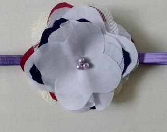 Purple Toddler Headband