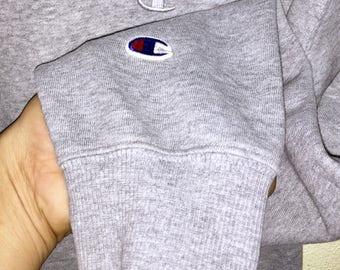 Rare!!! Vintage 90's Champion Sweatshirt Champion USA Pullover Jumper Sweater