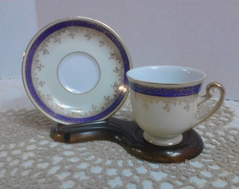 Regal China Teacup and Saucer