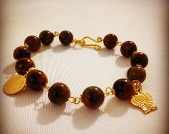tiger's Eye stones Bracelets