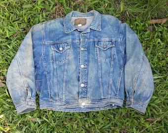 vintage EDWIN jeans jacket