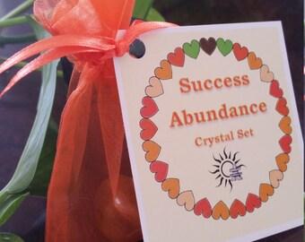 Crystal Set: Success & Abundance
