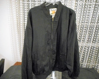 VINTAGE SILK JACKET brand Protest 80's still has tags on it size large
