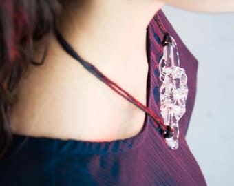 Art, glass, jewellery