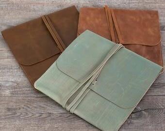Ipad case - Ipad mini cases - Leather ipad case - Free US Shipping -Ipad mini - premium leather - Leather case - Hand made - Gift for Him
