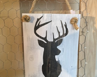Deer Silhouette*  Wall Decor
