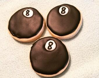 Delicious 8ballcookies