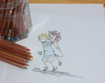 Custom drawing