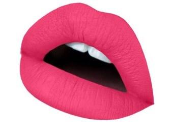 Barbie matte liquid lipstick matte waterproof vegan
