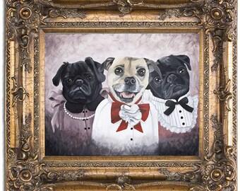 Dog Portraits 1