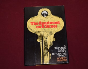 The Apartment on K Street Signed First Edition 1972