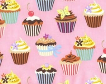 Novelty Cotton Fabric Cupcakes - SUPER SALE