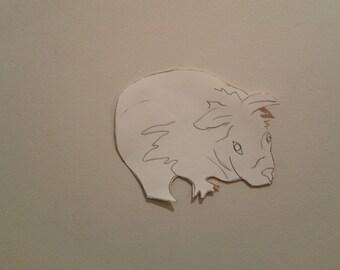 Personalised Rat Pattern 3