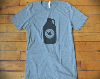 Kalamazoo Beer T-Shirt (Grey)