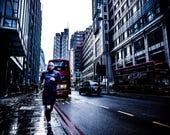 London photography, street photography, Liverpool Street, fine art photography, London photos, London Print, London Art, London Runner