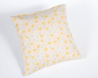 Pillow - Flower fabric