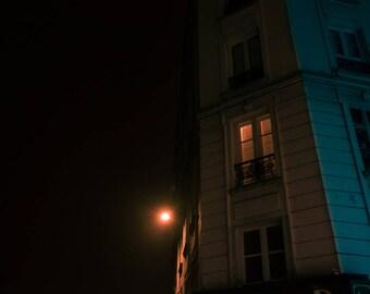 "night # 28-20 x 30 cm. Series ""at rest"""