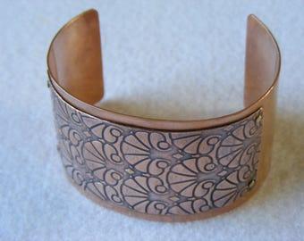 Cuff - Copper