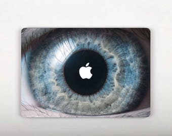 Eye Macbook Pro Skin Macbook Air 13 Sticker  Cover Macbook Pro 13 Sticker Macbook Pro Retina 13 Decal Macbook Pro 15 Case Macbook 12 RS187