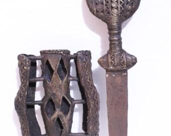 Knife dagger - Vete - Cameroon