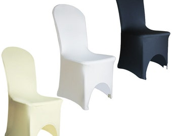 Lot of 50 design ultra spandex lycra chair covers