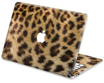 Macbook Skin Leopard- full set