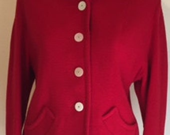 1960s Red jacket (short)