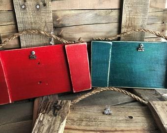 4x6 Rustic Pallet Frames