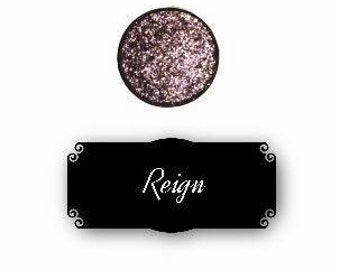 Pressed mineral eyeshadow - Reign