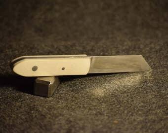 NorthernKnives Tanto Ivory 'TNT' Handmade Knife