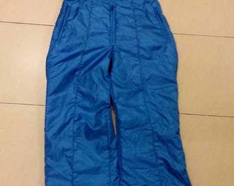 Vintage samas ski overall pant