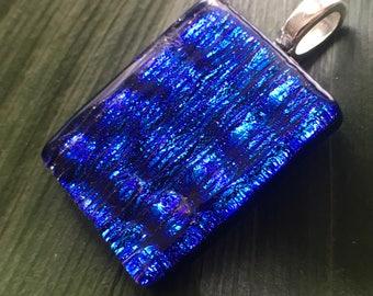 Cobalt Blue Pendant
