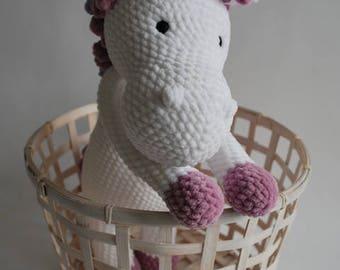 Handmade Amigurumi Sweet Horse Crochet