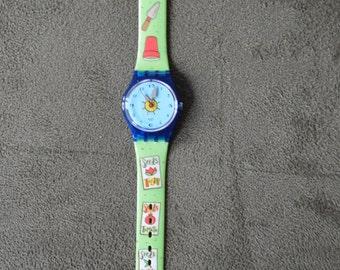 Childern's Swatch