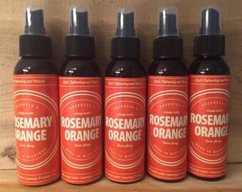Rosemary Orange Room Spray 4oz