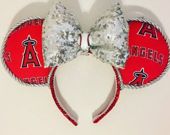 "Los Angeles Angels of Anaheim - ""Angels & Halos"" ears"