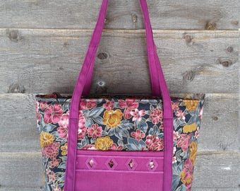 Purse, Tote, Shoulder Bag, Spring, Mother's Day