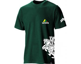 Lithuanian basketball t-shirt
